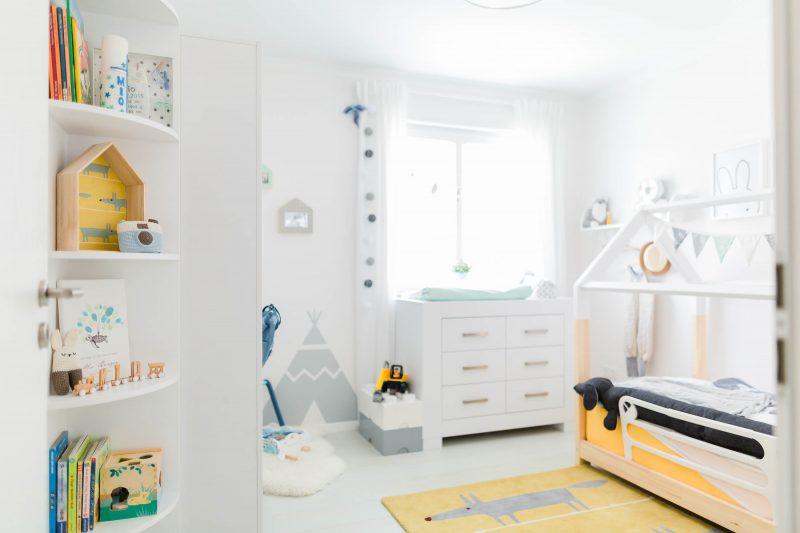 Skandi Kinderzimmer Skandinavisch Praktisch Gut Interior Blog